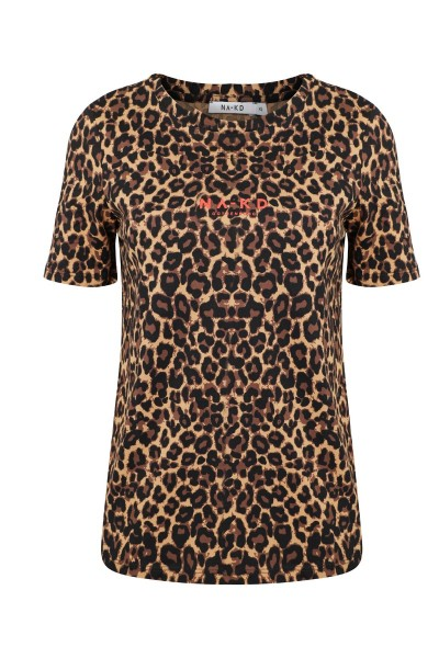 Na-kd shirt / top Animal - 1018-002394