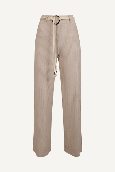 24 Colours broek Beige - 60497a