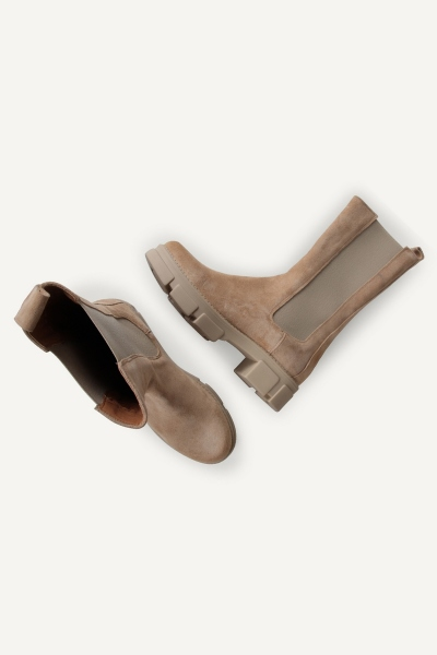 Shoecolate chelsea boots Beige - 8.11.08.600