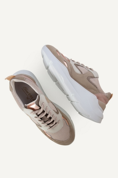 Shoecolate Lage sneaker Beige - 8.11.04.199.01