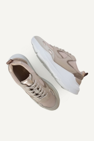 Shoecolate Lage sneaker Beige - 8.11.04.200.01