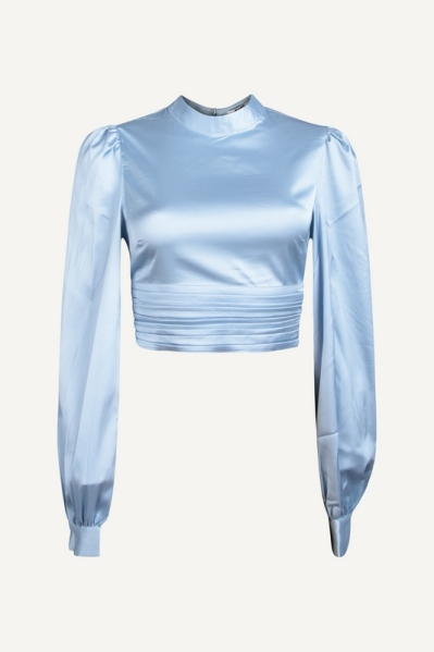 Na-kd shirt / top Blauw - 1018-006267