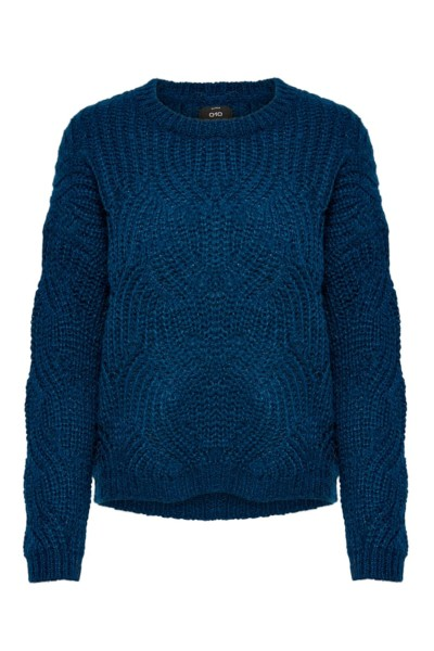 ONLY Trui Blauw - 15187600
