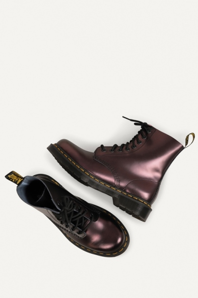 Dr.Martens Veterboot Bordeaux - 1460 PASCAL CHROMA