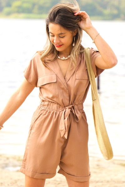 Invito Jumpsuit & playsuit Bruin - June