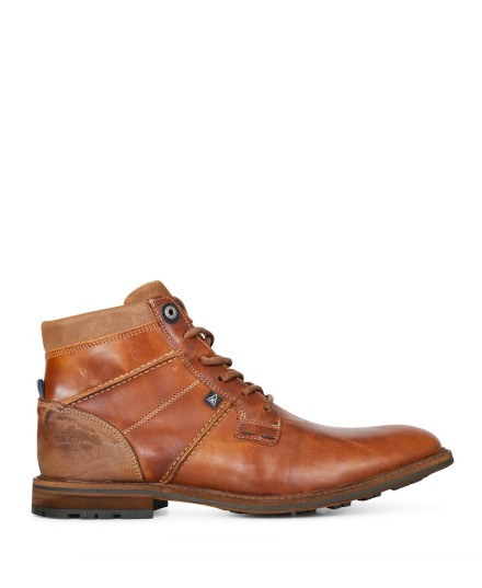Crew high boot M2400 cognac