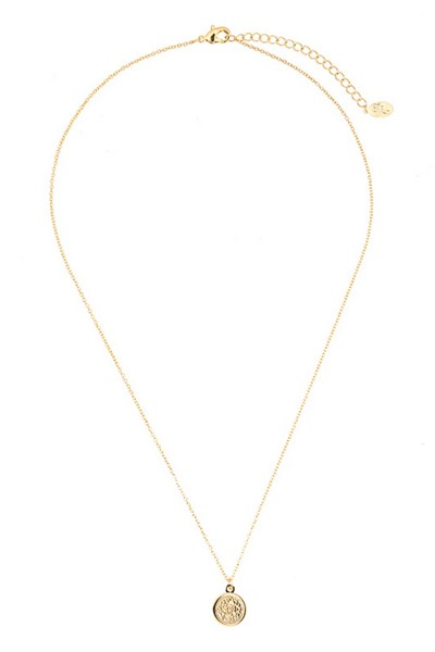 INVITO ketting Goud - SWEET COIN