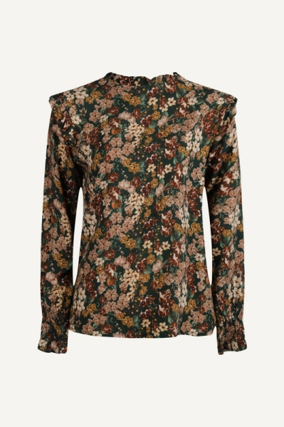 Typical Jill Blouse Groen - FUNCKY