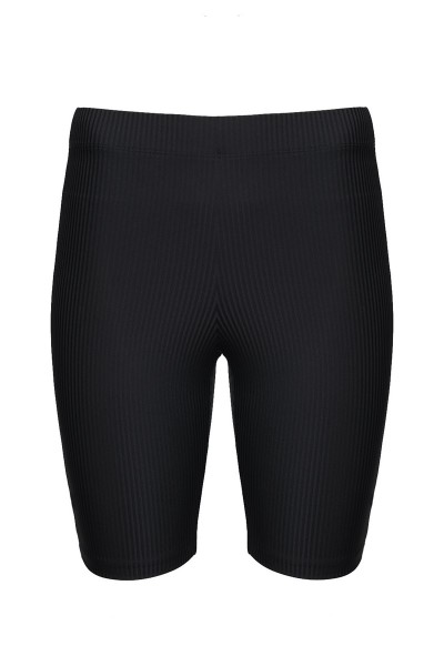Cycle short basic zwart