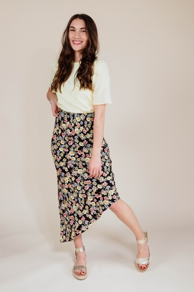 Rut & Circle rok Multicolor - Zandra