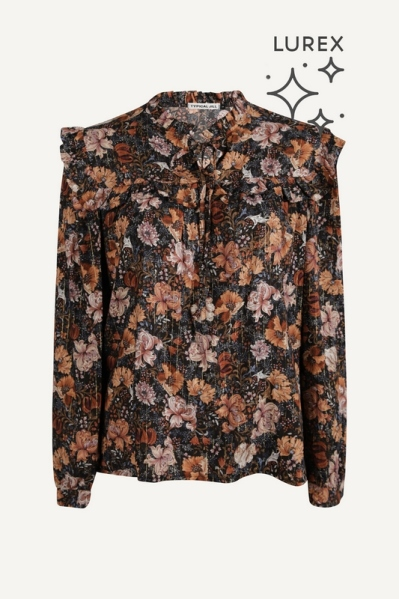 Typical Jill Blouse Multicolor - SANDY