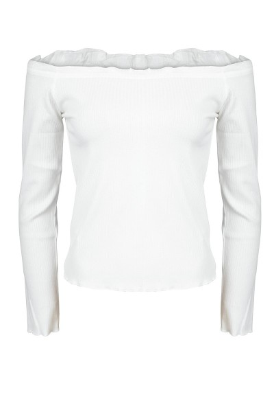 24 Colours shirt / top Offwhite - 11139