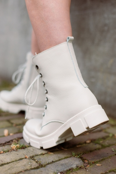 Shoecolate Veterboot Offwhite - 8.11.08.604.01