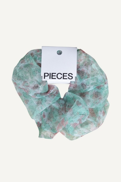 PCLAURA OVERSIZED SCRUNCHIE SWW paars