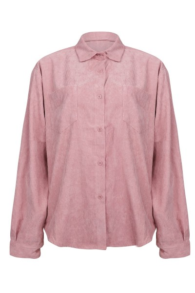 INVITO Blouse Rosé - LIE