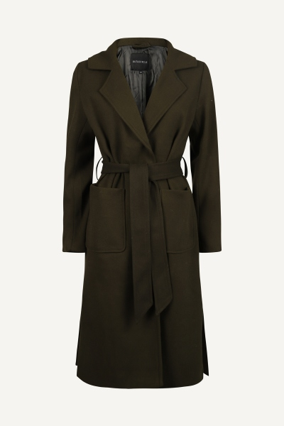 Blazer jas coat army