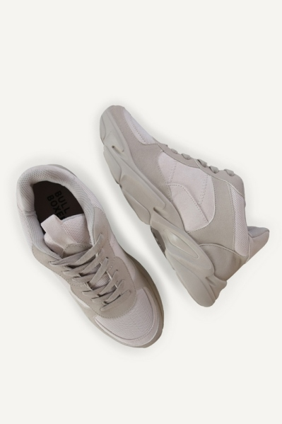 Bullboxer Lage sneaker Taupe - 094001F5T
