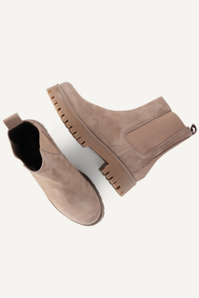 Shoecolate chelsea boots Taupe - 8.21.10.184