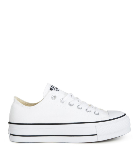 Converse Lage sneaker Wit - CTAS LIFT OX