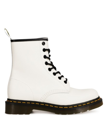 Dr.Martens Veterboot Wit - 1460 WHITE SMOOTH