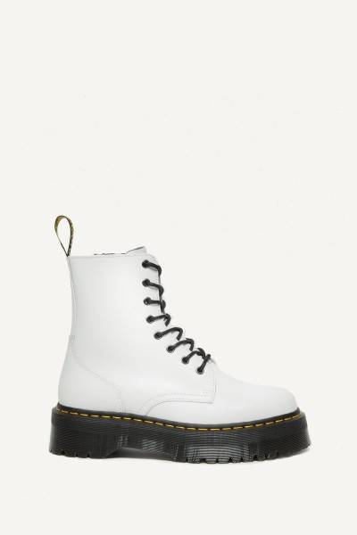 Dr.Martens Veterboot Wit - JADON POLISHED