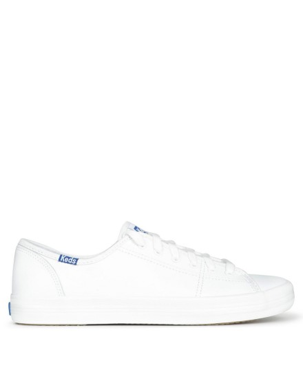 Keds Lage sneaker Wit - KICK START TEA