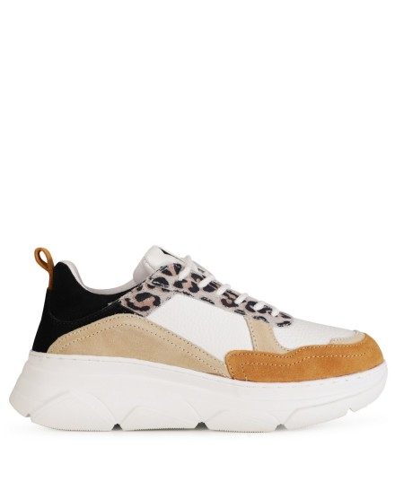 Shoecolate Lage sneaker Wit - 8.10.06.070.02