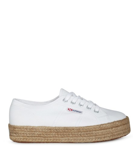 Superga Lage sneaker Wit - 2730 COTROPEW