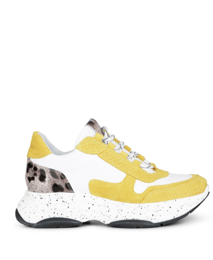 Y-our Story Lage sneaker Wit - KATRIE
