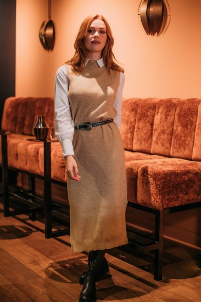Spencerdress beige