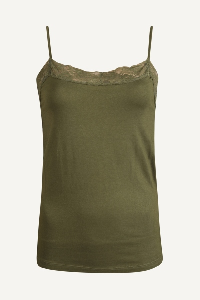 Basic singlet lace army