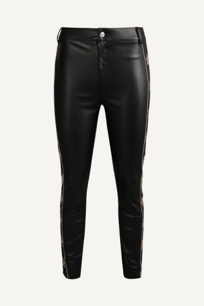Colourful Rebel broek Zwart - 9093