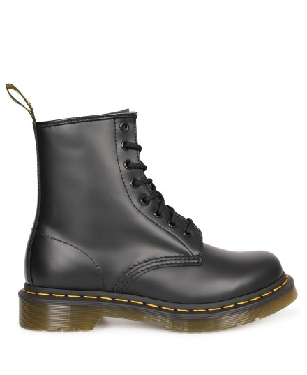 Dr.Martens Veterboot Zwart - SMOOTH 1460