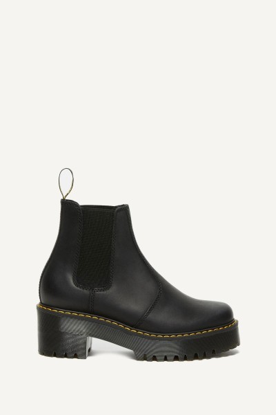 Dr.Martens Zwart - ROMETTY BLACK