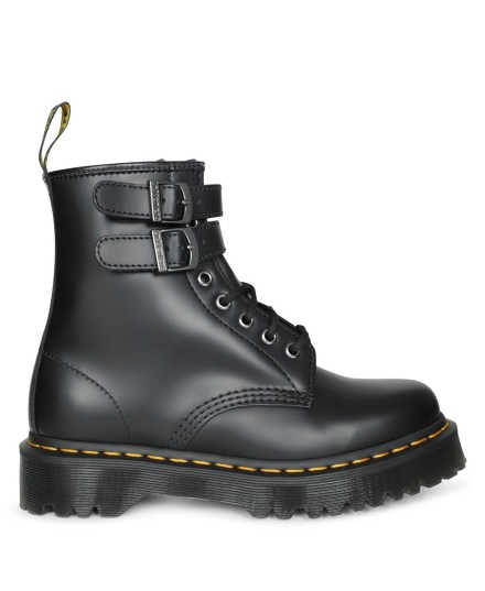 Dr.Martens Veterlaarsje Zwart - 1460 ALT SMOOTH