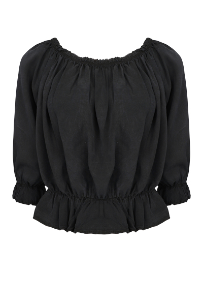 INVITO Blouse Zwart - 6266