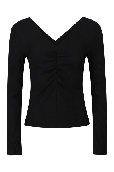INVITO shirt / top Zwart - JENNIFER