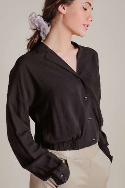 Noisy May Blouse Zwart - 27015662
