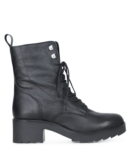 PS Poelman Veterboot Zwart - 11896