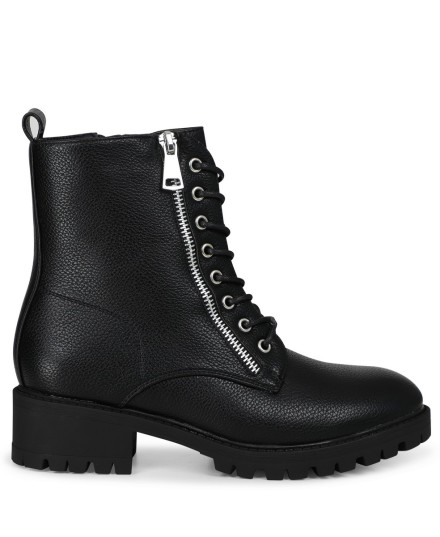 PS Poelman Veterboot Zwart - C3738C63POE