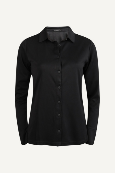 Rut & Circle shirt / top Zwart - MIA