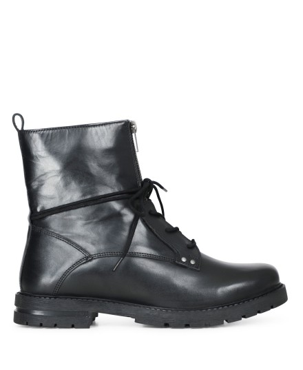 Y-our Story Veterboot Zwart - LALAR LACE