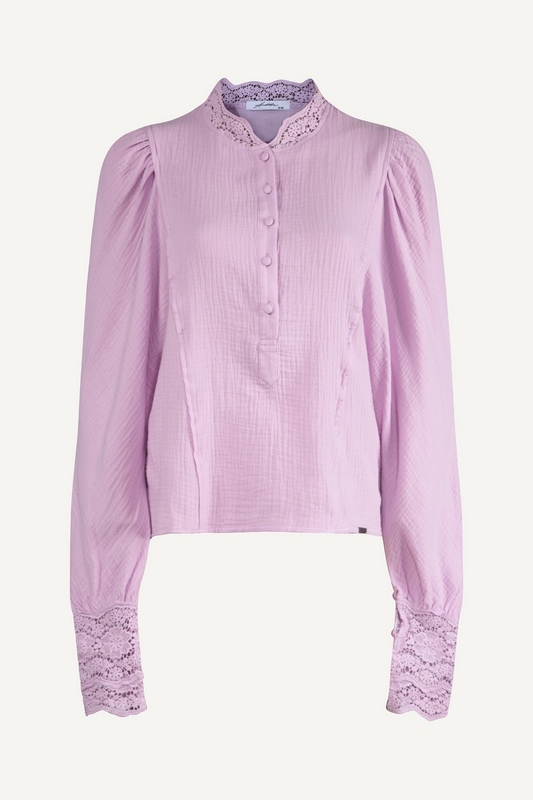 Ambika Blouse Paars 9281