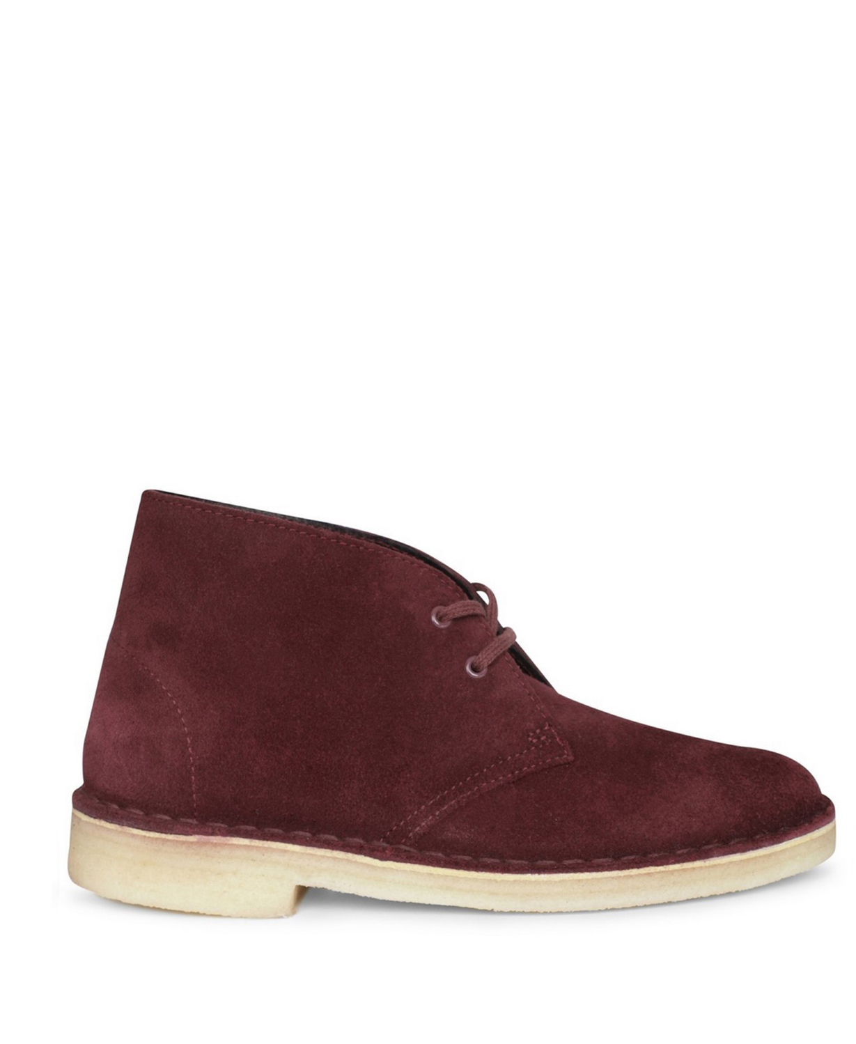 Clarks Veterschoen Bordeaux DESERT BOOT