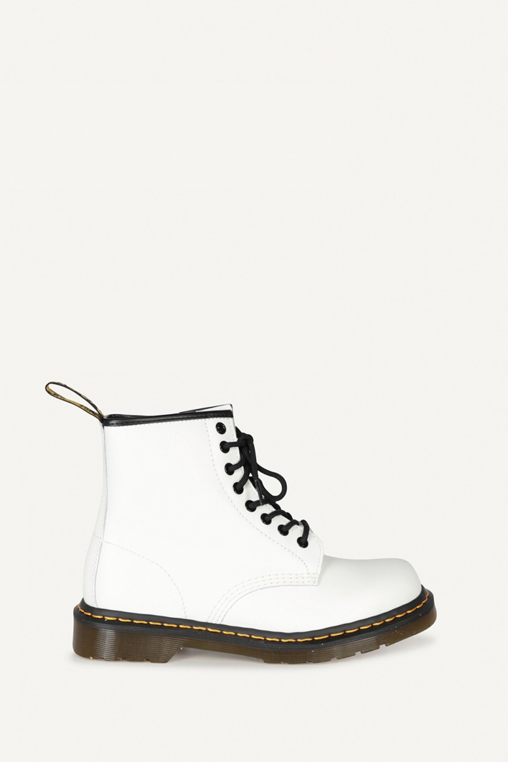 Dr.Martens Veterboot Wit 1460 WHITE SMOOTH