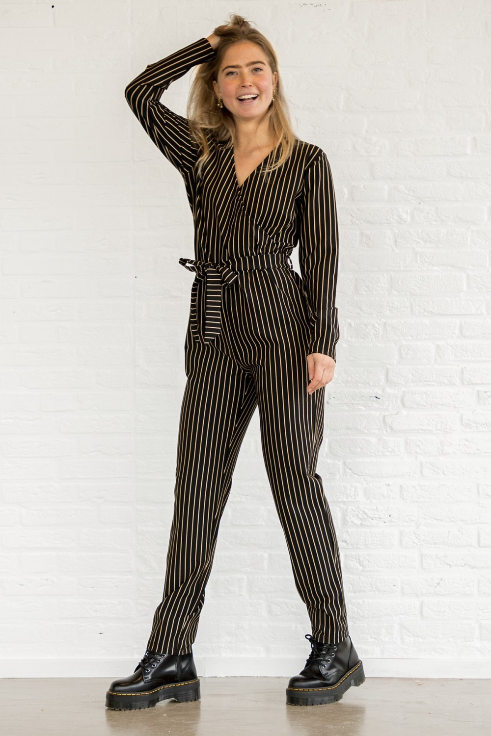 INVITO Jumpsuit & playsuit Zwart WHIMSY