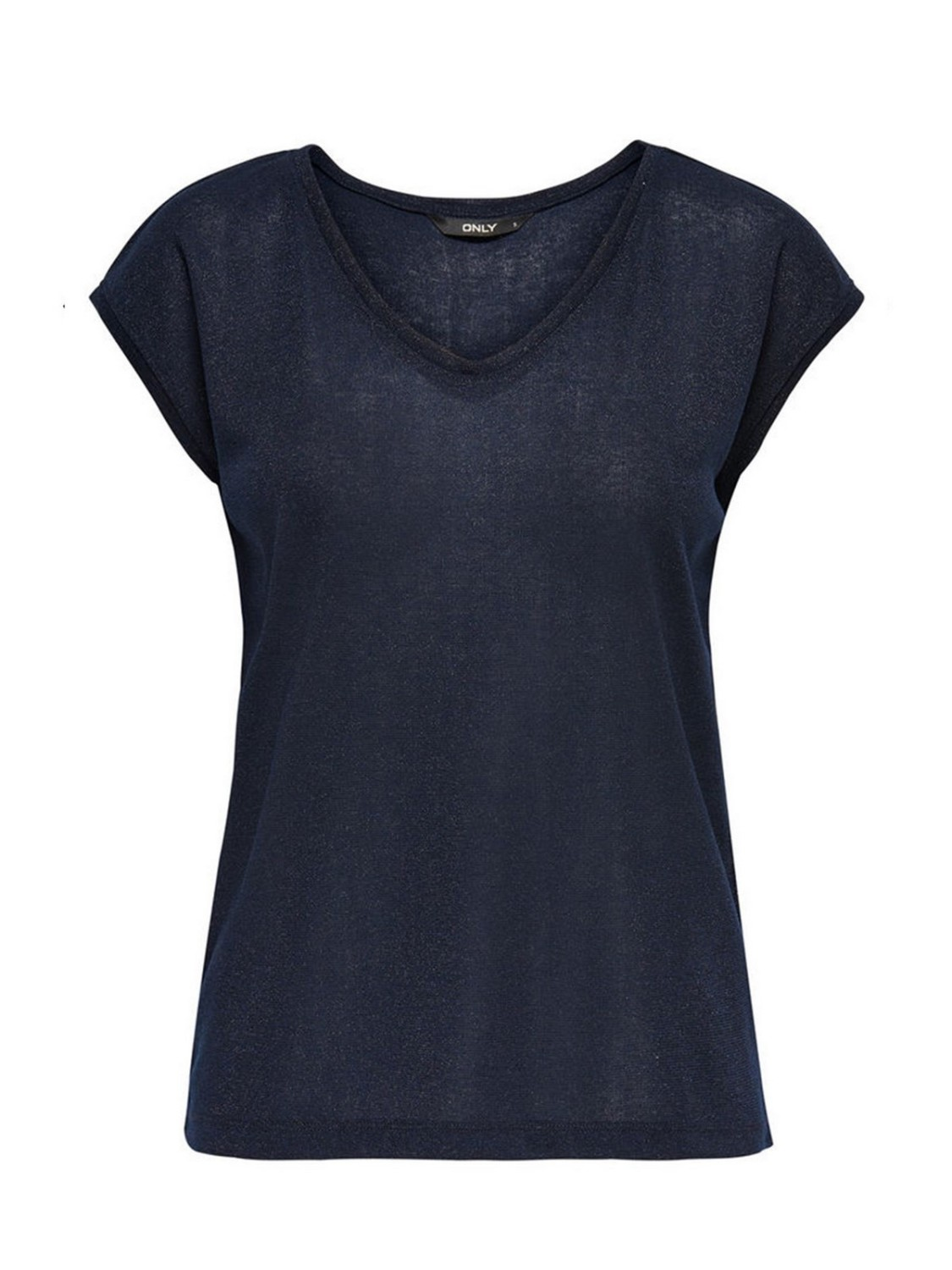 ONLY shirt / top Blauw 15136069