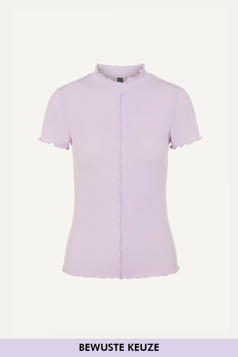 Pieces Blouse Paars 17112673
