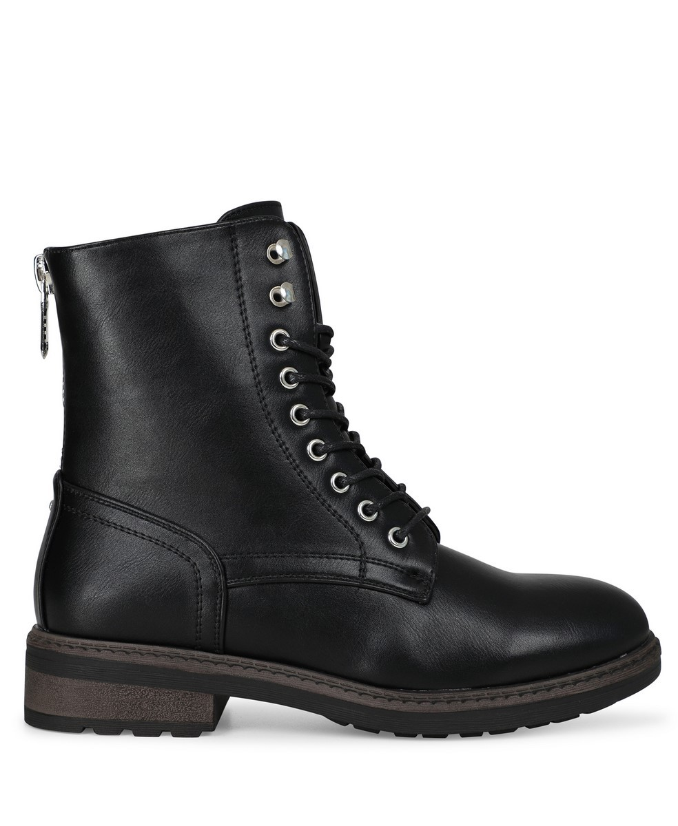 PS Poelman Veterboot Zwart CJ611531POE1