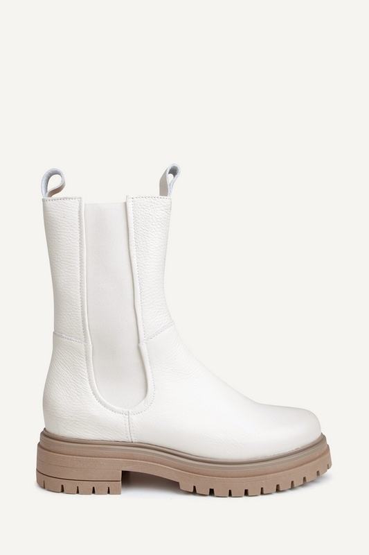 Shoecolate chelsea boots Offwhite 8.20.08.850.01